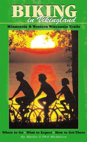 9781885061201: Biking Vikingland's Rail & Trails