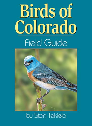9781885061324: Birds of Colorado Field Guide (Field Guides)