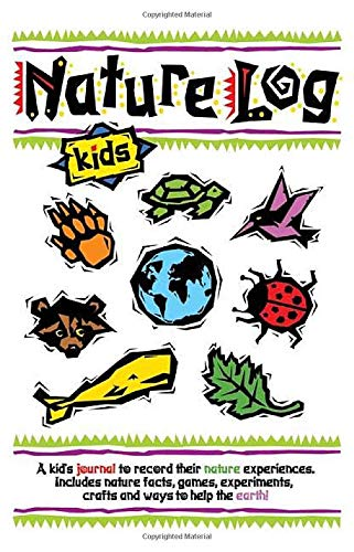 9781885061546: Nature Log Kids (Nature Journals)