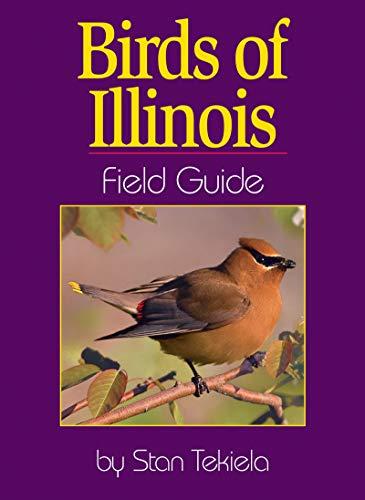9781885061744: Birds of Illinois Field Guide