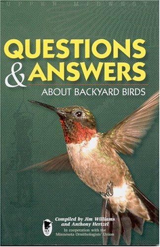 Questions & Answers About Backyard Birds: Jim Williams