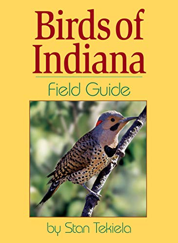 9781885061904: Birds of Indiana Field Guide