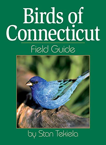9781885061935: Birds of Connecticut Field Guide