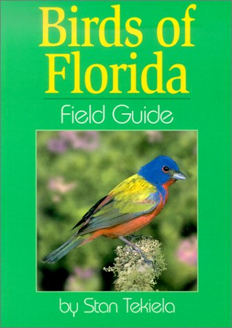 9781885061959: Birds of Florida Field Guide (Field Guides)