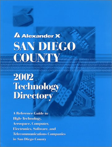 San Diego County Technology Directory 2002: Meyer, Stephen P.