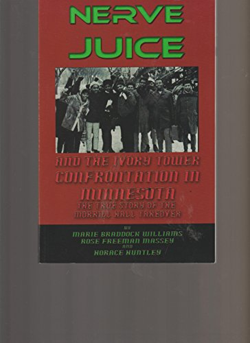 9781885066367: Nerve Juice and the Ivory Tower Confrontation in Minnesota: True Story of the Morrill Hall Takeover