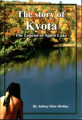 The Story of Kyota: The Legend of: Aubrey Glen Mobley