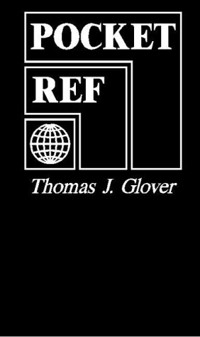 Pocket Reference: Glover, Thomas J.