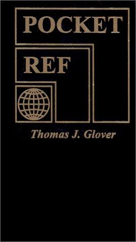 Pocket Ref: Glover, Thomas J.