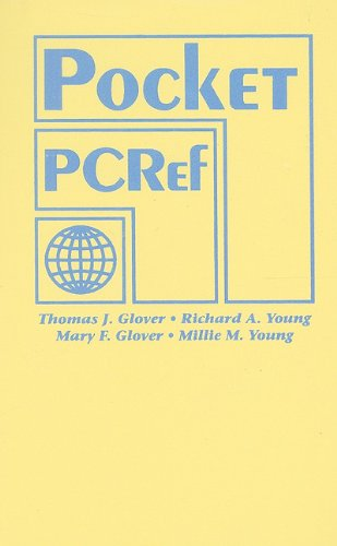 Pocket PC Ref: Thomas J Glover;