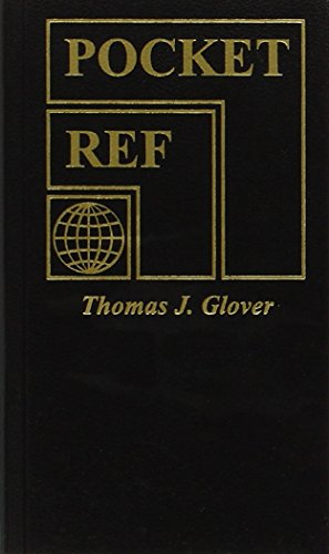 9781885071620: Pocket Ref 4th Edition
