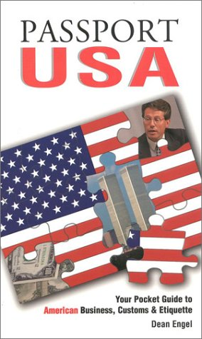 9781885073150: Passport USA: Your Pocket Guide to American Business, Customs & Etiquette (Passport to the World)