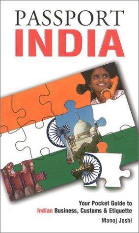Passport India : Your Pocket Guide to: Manoj Joshi