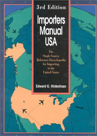 Importers manual usa the single source reference encyclopedia for.