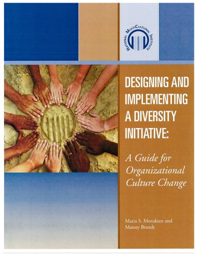 9781885077080: Designing and Implementing a Diversity Inititative: A Guide for Organizational Culture
