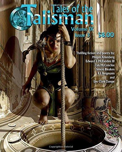 Tales of the Talisman, Volume 9, Issue: Sluss, Karissa B.,