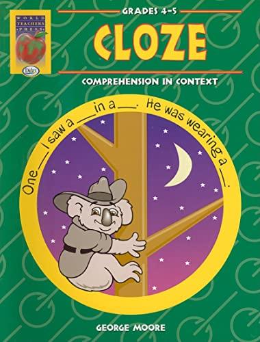 Cloze, Grades 4-5: George Moore