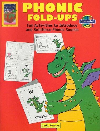 9781885111593: Phonic Fold-Ups (Create-A-Book)