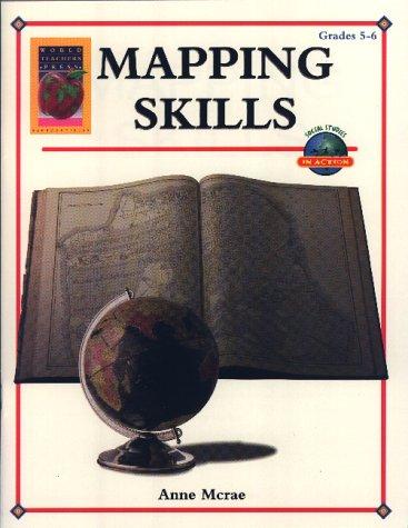 9781885111661: Mapping Skills, Grades 5-6
