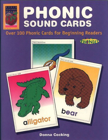 Phonic Sound Cards 9781885111722 Book by Cocking, Donna