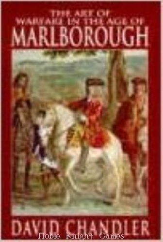 9781885119148: The Art of Warfare in the Age of Marlborough (Revised Edition)