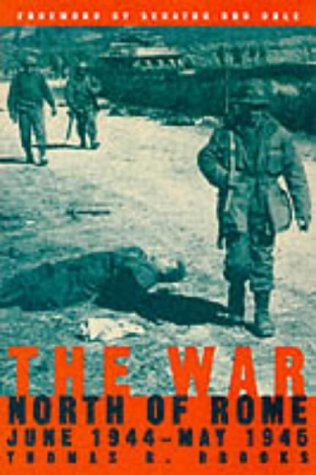 9781885119261: The War North Of Rome: June 1944-May 1945 May 1945