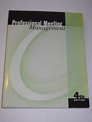 Professional Meeting Management: Barbara Connell