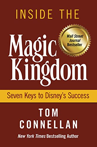 9781885167231: Inside the Magic Kingdom