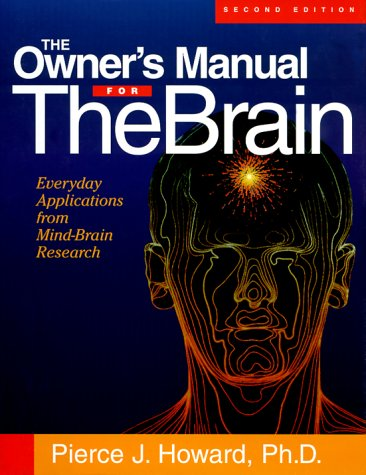 9781885167385: The Owner's Manual for the Brain: Everyday Applications from Mind-Brain Research