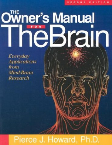 9781885167415: The Owner's Manual for the Brain: Everyday Applications from Mind-Brain Research