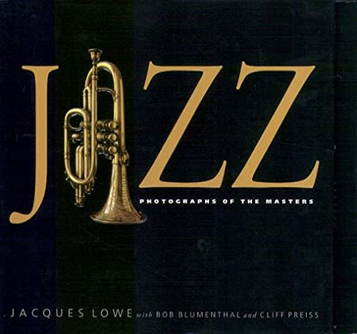 9781885183255: Jazz: Photographs of the Masters