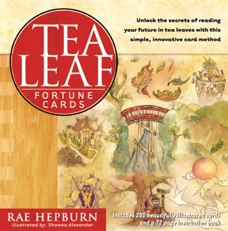 9781885203762: Tea Leaf Fortune Cards