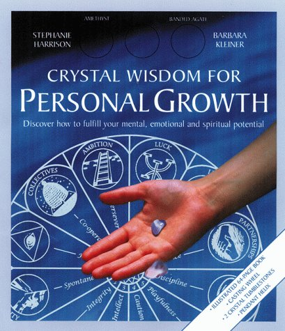 Crystal Wisdom for Personal Growth (Crystal Wisdom Mini Kits Ser.)