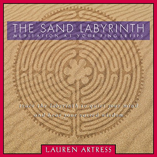 9781885203991: The Sand Labyrinth Kit: Meditation at Your Fingertips