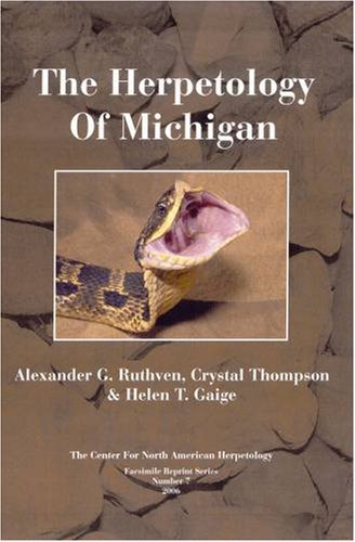 9781885209498: Herpetology of Michigan (CNAH Facsimile Reprint Series, #7)