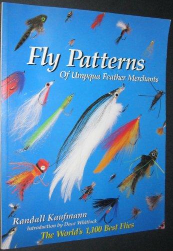 Fly Patterns of Umpqua Feather Merchants: 1,100: Kaufmann, Randall