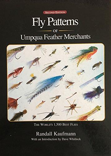 Fly Patterns of Umpqua Feather Merchants: The: Kaufman, Randall