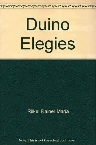 9781885214072: Duino Elegies
