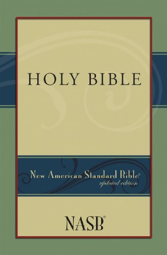 New American Standard Bible: Foundation Publications
