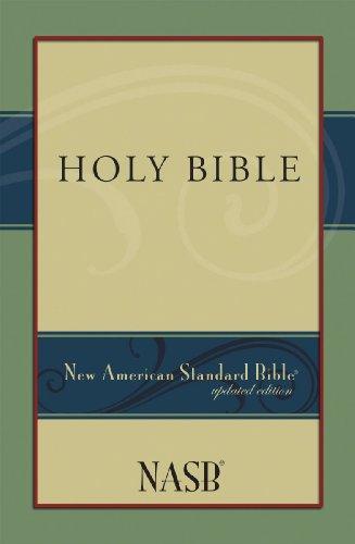 9781885217721: New American Standard Bible