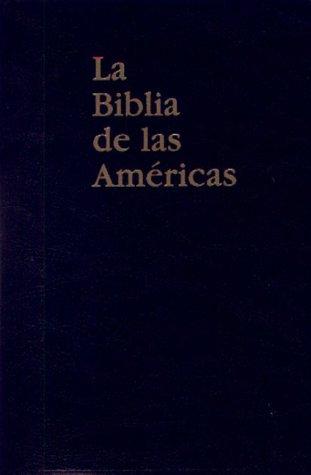 La Biblia de las Americas, Gift &: Foundation Publications