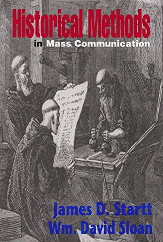 9781885219213: Historical Methods In Mass Communication