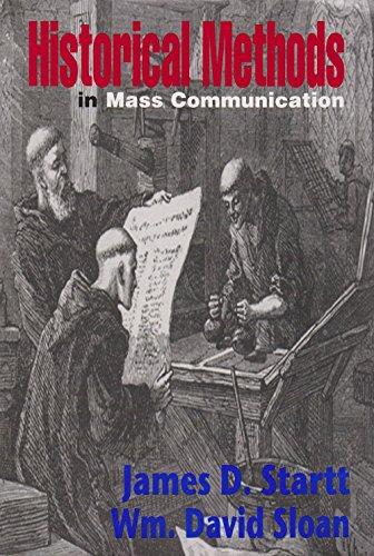 9781885219213: Historical Methods In Mass Communication