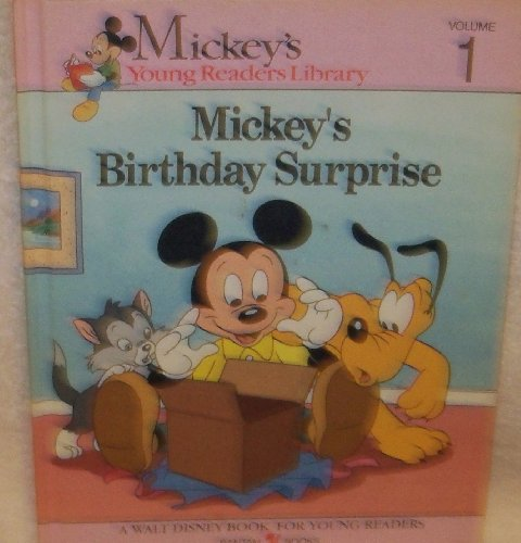 9781885222343: Mickey's Birthday Surprise, Vol. 1