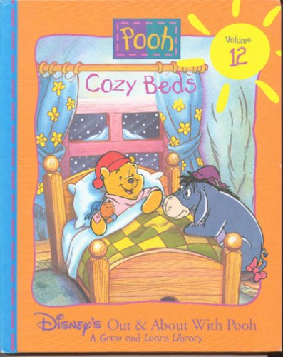 9781885222664: Cozy Beds (Disney's Out & About With Pooh, Vol. 12)