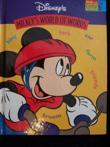 Mickey's World of Words (9781885222817) by DISNEY