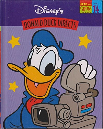 Donald Duck Directs, Volume 14 (Read and