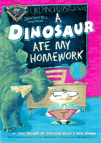 9781885223357: Dinosaur Ate My Homework - Flying Rhinoceros, Dinosaurs