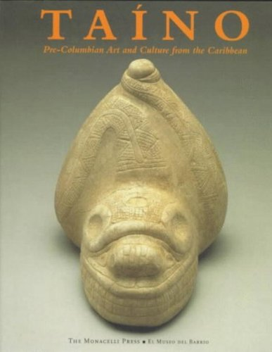 9781885254825: Taino: Pre-Columbian Art and Culture from the Caribbean