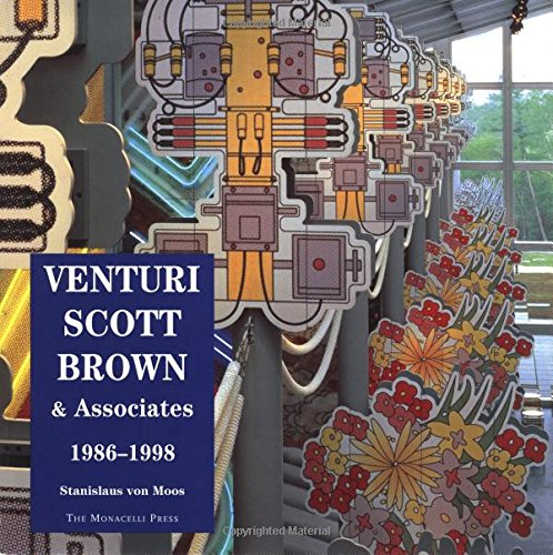 9781885254979: Venturi, Scott Brown and Associates: Buildings and Projects, 1986-1998